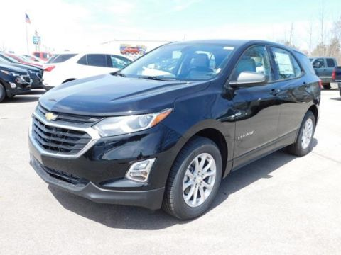New Equinox For Sale